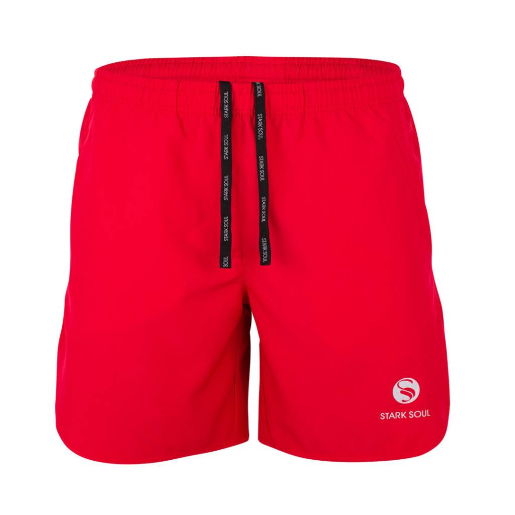 Performance Sport Short, Trainingshose, unisex, rot